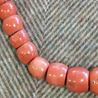 Photo of 6-13mm Gem Quality Silk Route Coral