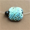 Photo of the Earth Mother Bead and Bronzite