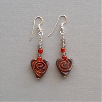 Photo of Hearts Afire Earrings Kit