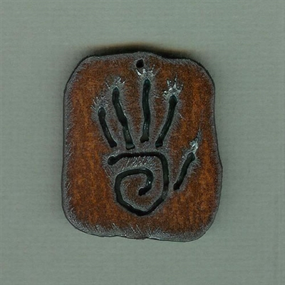 Hand of Protection Pendant