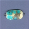Kayenta Summer Focal Bead - looped