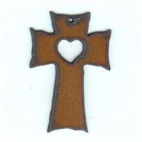 Love Cross Pendant