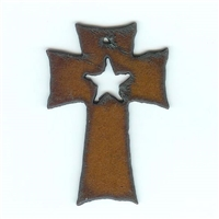 Star Cross Pendant