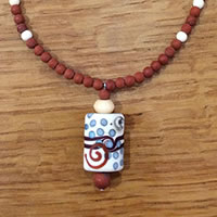 Photo of Sedona Indian Summer Necklace Kit