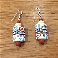 Photo of Sedona Indian Summer Earrings Kit