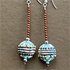 Photo of the Sedona Sunrise Earrings Kit