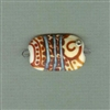 Summer in Sedona Focal Bead - looped