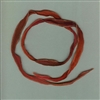 Red Rock Rustic Silk Ribbon