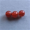 Photo of 8mm Carnelian Beads