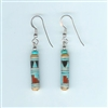Zuni Turquoise Horse Matching Earrings