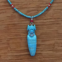 Photo of The Zuni Corn Maiden Necklace Kit