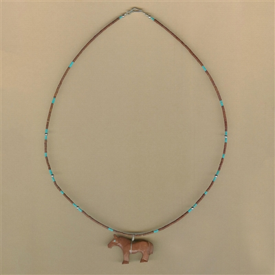 Zuni Stallion Necklace Kit