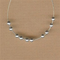 Round Sterling Silver Beads - 3mm