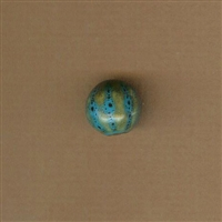 Bead-Porcelain 14mm Melon