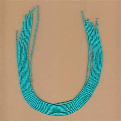Significant Elements of SW Style - Turquoise Heishi