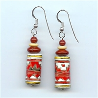 Chaco Canyon Earrings Kit - Barrel