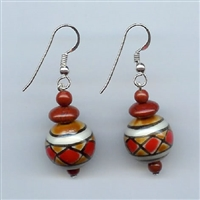 Chaco Canyon Earrings Kit - Round