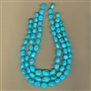 Sleeping Beauty Turquoise Nuggets 12-20mm
