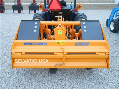 Selvatici L1104 3-Pt Spading Machine
