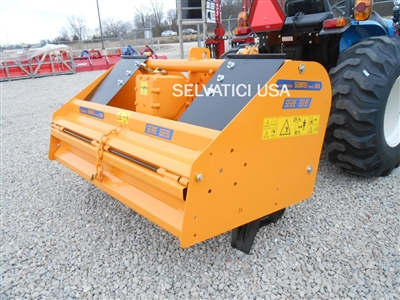 Selvatici L1606 3-Point PTO Spading Machine