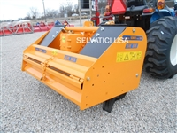 "Selvatici 48"" 3-Point Rotary Sapder"