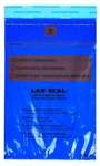 Specimen Bags Lab Seal®Tamper-Evident with Removable Biohazard Symbol - Blue Tint