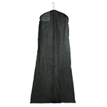 72- Black Wedding Dress Garment Bags Customized
