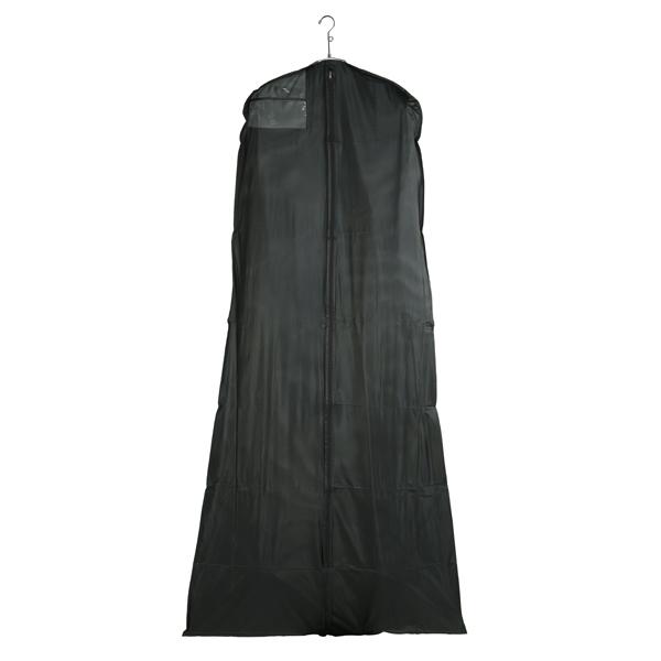 Black Wedding Dress Garment Bag