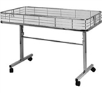 Wire Top Dump Table