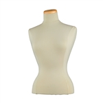 Female Blouse Form Tailor Bust , Neckblock Included