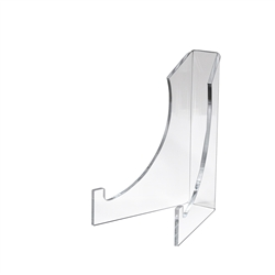 "8""H x 6""D Acrylic Display Easels - Set of 6"