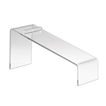 7 in.L Acrylic Shoe Risers