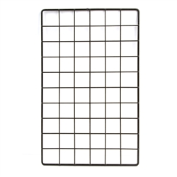10 x 16 Black Grid Cubbies