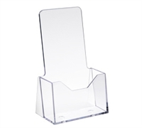 4 x 9 in. Acrylic Brouchure Holders - Countertop