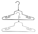 "16"" Steel Lingerie Hanger w/ Regular Hook"