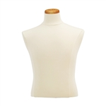 Male Shirt Form Tailor Bust , Neckblock Included