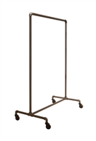 Non-Adjustable 2-Way ballet Pipeline rack
