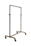 Adjustable 2-Way ballet Pipeline rack