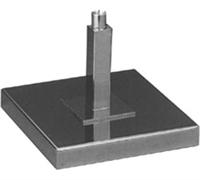 8 in. Square Counter Display Bases