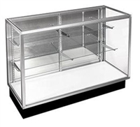 Extra Vision Glass Display Case Showcases