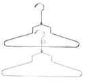 Steel Blouse and Dress Hangers
