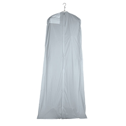 72- White Wedding Dress Garment Bags Customized