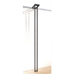 87.5 in. Chrome Mini-Ladders