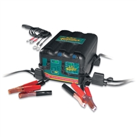 "2-Bank Battery Tender© Plus 12 Volt 1.25 Amp 48"" Leads"