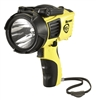 Streamlight Waypoint LED Flashlight with 12V DC power cord - Yellow