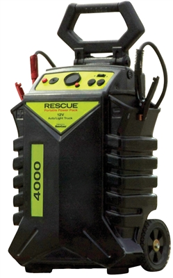 Rescue 4000 Wheeled Booster Pack