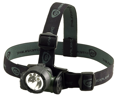 Trident LED Headlamp - Green