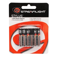 Streamlight AAAA 6pk