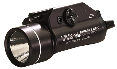 TLR-1s Rail Mounted Tactical LED Light with Strobe