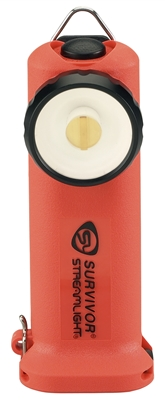 Survivor LED Alkaline Model - Orange